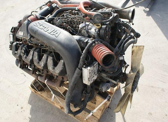 Moteur complet SCANIA V8 L02