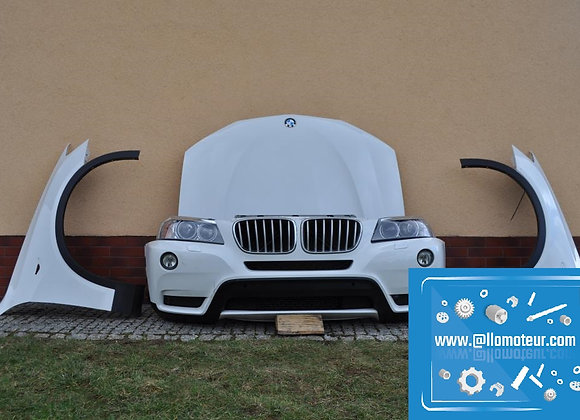 Face avant complete BMW X3 F25