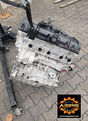 Engine block, cylinder head VW T5 2.5TDI AX