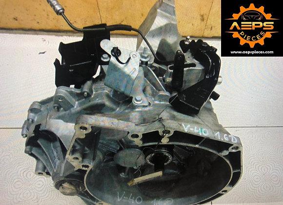Boite de vitesse manuelle VOLVO V40 1.6TDI