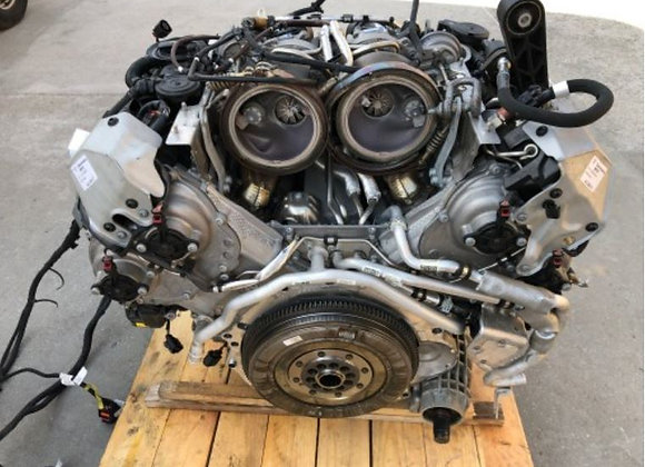 Complete engine PORSCHE Panamera 971 Turbo S 4.0 CVDA