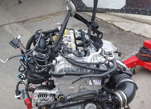 Moteur complet OPEL CORSA 1.0i B10XFT