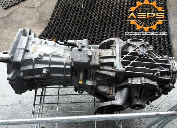 Boite de vitesses manuelle CHEVROLET CORVETTE C6 6.0 LS2