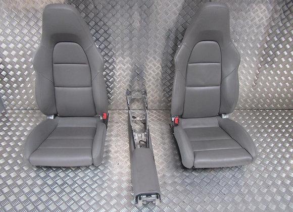 Intérieur complet PORSCHE CARRERA 991 CABRIO