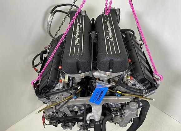 Complete engine LAMBORGHINI GALLARDO SPYDER 5.0L
