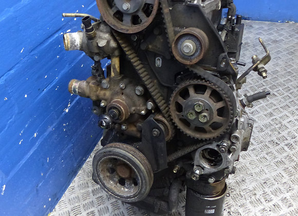 Bare motor block IVECO 2.8HPI 814043C