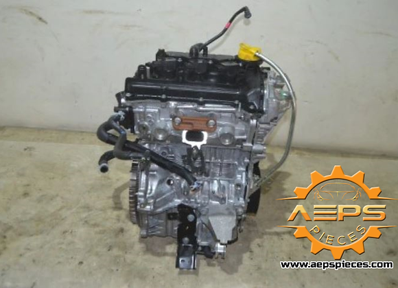 Bloc moteur nu culasse RENAULT CLIO V 1.0 TCE H4DB450