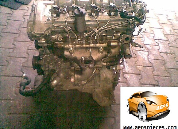 Bloc moteur complet LEXUS TOYOTA 2.2D 2AD-FHV