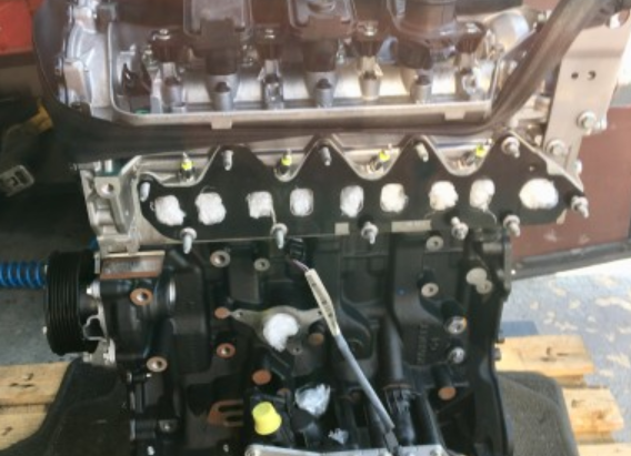 Engine block RENAULT TRAFIC III 1.6 DCI R9M D452