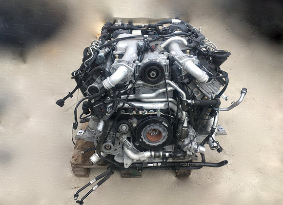 Moteur complet VW AUDI 4.2TDI CKD