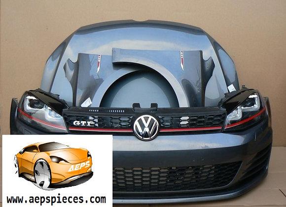 Face avant complete VW GOLF VII GTI