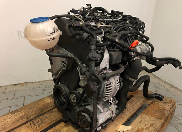 Moteur complet VW 1.6TDI CAY
