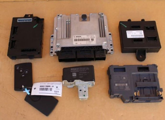 Calculateur BOSCH RENAULT TRAFIC III 1,6 DCI 237106626R france casse aespieces