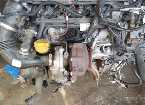 Complete engine FIAT DOBLO 1.3MJTD 263A2000