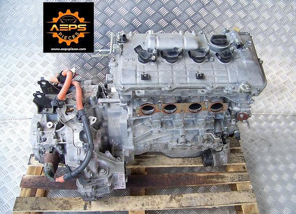 Bloc moteur nu culasse TOYOTA PRIUS 1.8 2ZR