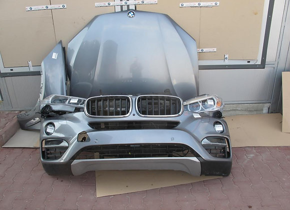 Face avant complete BMW X6 F16