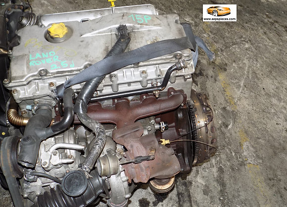 Moteur complet LAND ROVER DISCOVERY II 2.5TD5 15P