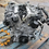 Bloc moteur nu culasse MERCEDES SLK 3.5 276956