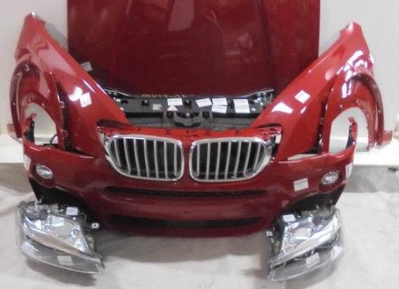 Face avant complete BMW X4 M