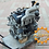 Moteur complet VW T5 MULTIVAN 2.5 TDI AXD 130 ch