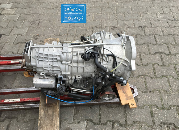 Boite de vitesse auto PORSCHE 3.8l 991 4S GTS