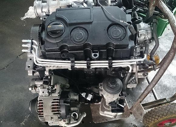 Moteur complet VW AUDI 1.9TDI BSU