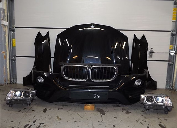 Face avant complete BMW X4 F26