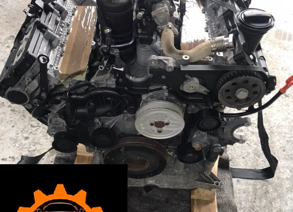 Bloc moteur nu culasse VW AUDI 3.0TDI CASA