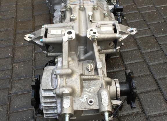 Boite de vitesse NISSAN GT-R R35