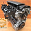 Bloc moteur nu culasse OPEL 1.4 TURBO A14NEL