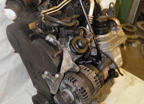 Moteur complet VW MULTIVAN T5 2.0TDI BITURBO