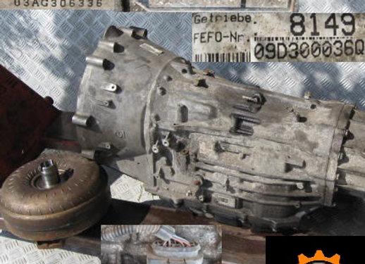Boite de vitesse auro PORSCHE CAYENNE 4.5 GLG