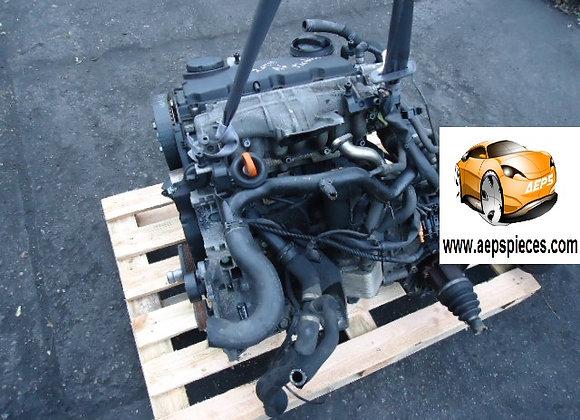Moteur complet VW AUDI 2.0TDI BLB