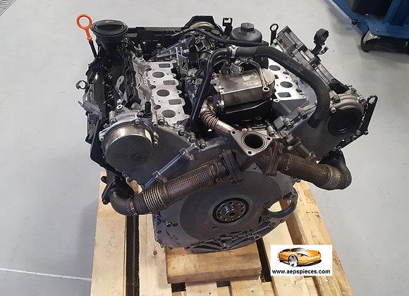 Bloc moteur VW AUDI 3.0TDI BKS