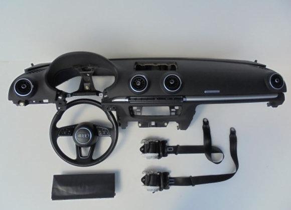 Complete dashboard AUDI A3 8V LIFT