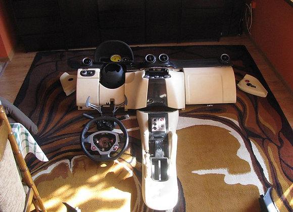 Tableau de bord complet + interieur complet FERRARI 599 GTB