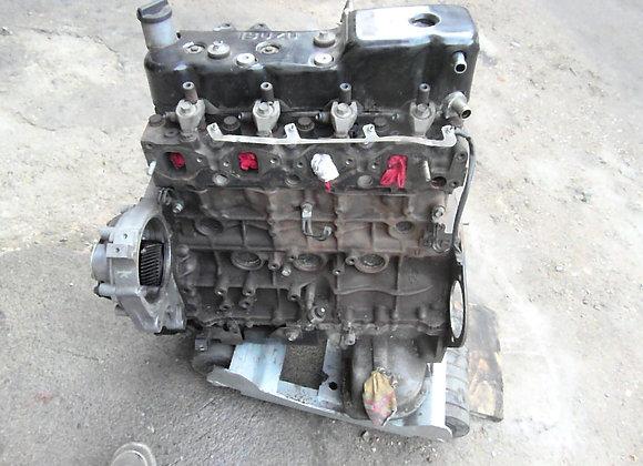 Bloc moteur nu ISUZU D-MAX 3.0TD 4JH1