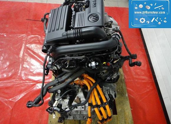 Moteur complet + Boite VW JETTA 1.4 TSI HYBRID