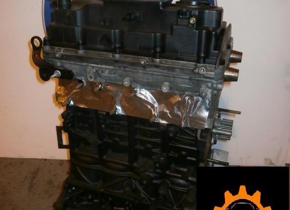 AUDI VW 2.0 BMN cylinder head engine block