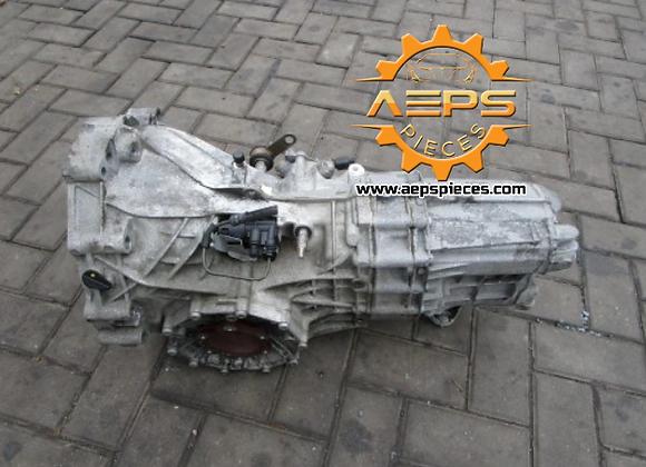 Boite de vitesses manuelle AUDI A4 2.0TDI HCV boite mecanique
