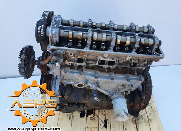 Bloc moteur nu culasse MAZDA B2500 BT-50 2.5 TD