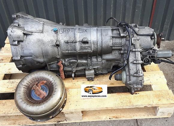Boite de vitesse auto BMW X6 E71 3.5D 6HP28X