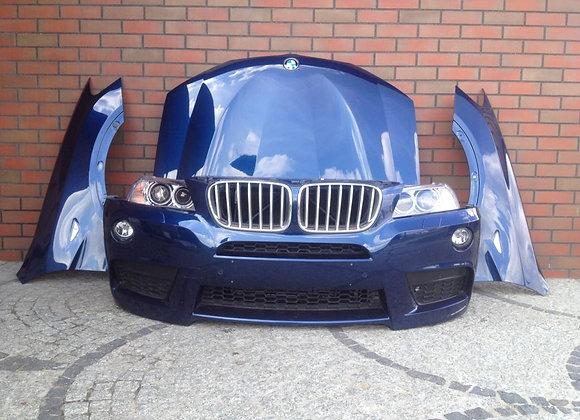 Face avant complete BMW X3