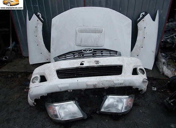 Face avant complete TOYOTA HILUX