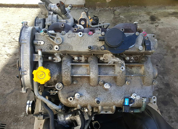 Engine block bare cylinder head JEEP CHEROKEE 2,8CRD