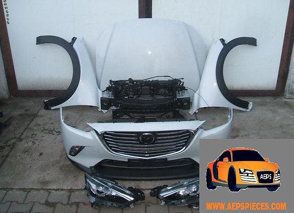 Face avant complete MAZDA CX3