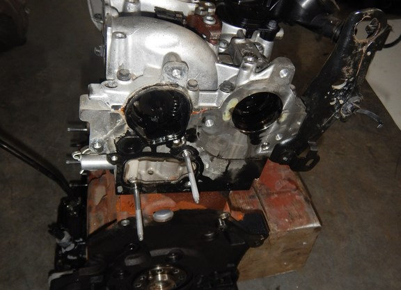 Bloc moteur LAND ROVER EVOQUE 2.2 SD4