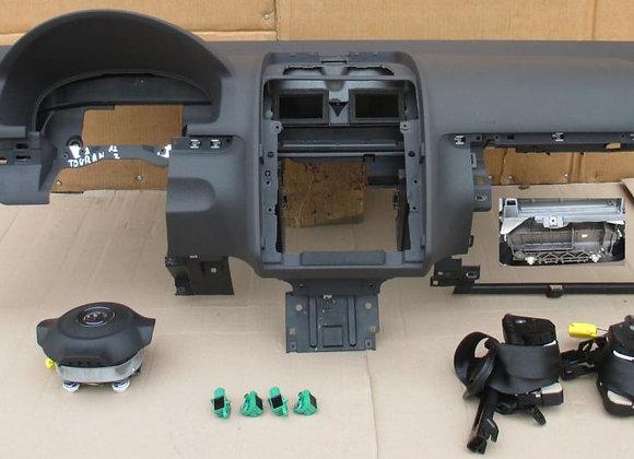 Tableau de bord complet VW TOURAN
