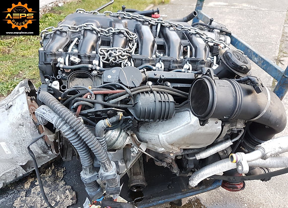Moteur complet BMW X6 3.5D M57TUE2