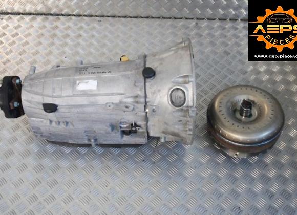 Boite de vitesses auto MERCEDES W222 6.5 AMG A2312710400